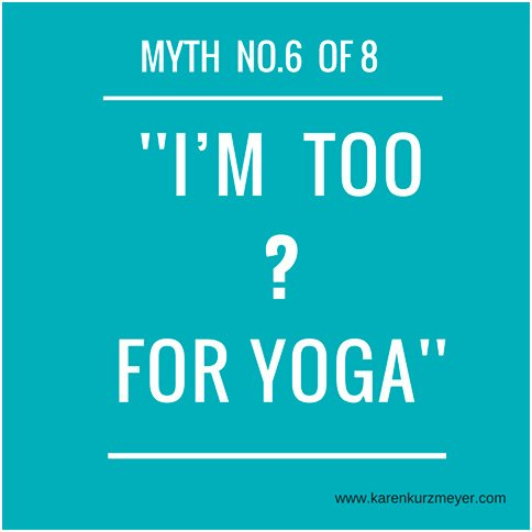 Exposing Yoga Myth No.6 of 8