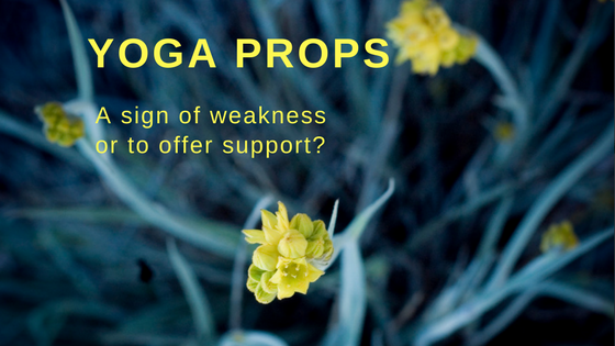 What 3 Yoga Props Will Support Your Home Yoga Practice?